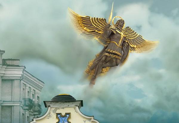 angel-voin-nad-hramom