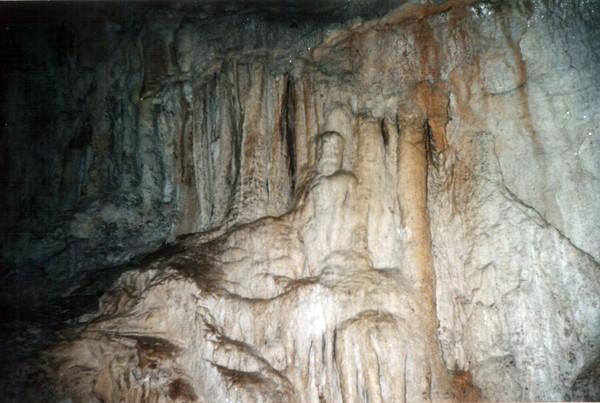 Чатыр-Даг. Пещера, в которой группа получила посвящение и знания.