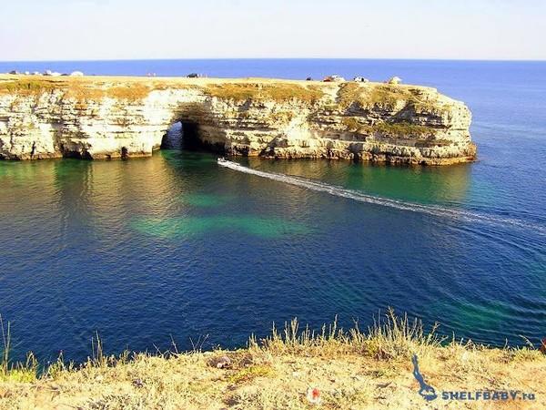 Крым, Тарханкут