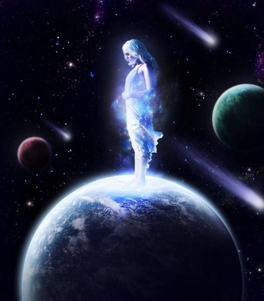 dusha-zhenshchiny-na-zemle-kosmos