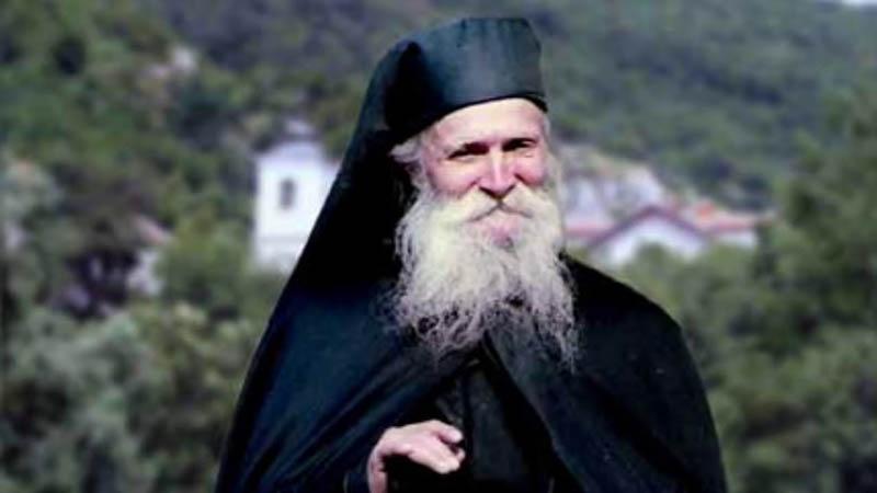 Афонский старец Фаддей Витовницкий
